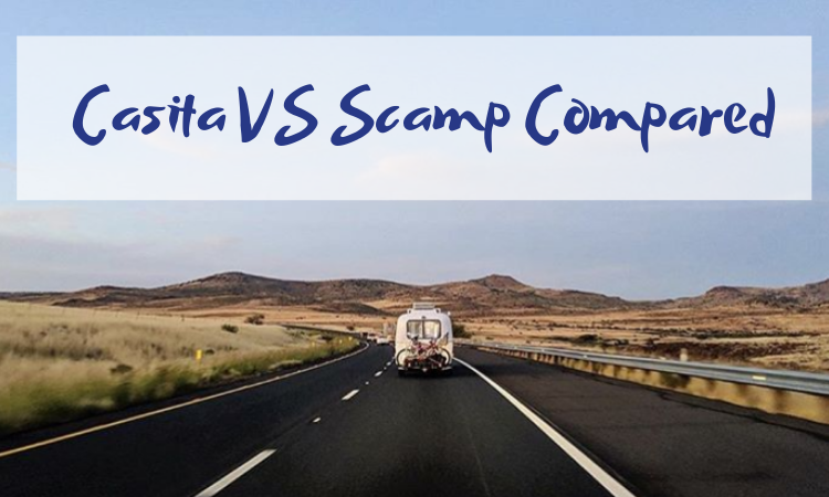 Casita VS Scamp Compared