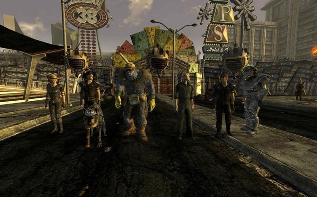 Companions Fallout 3 New Vegas