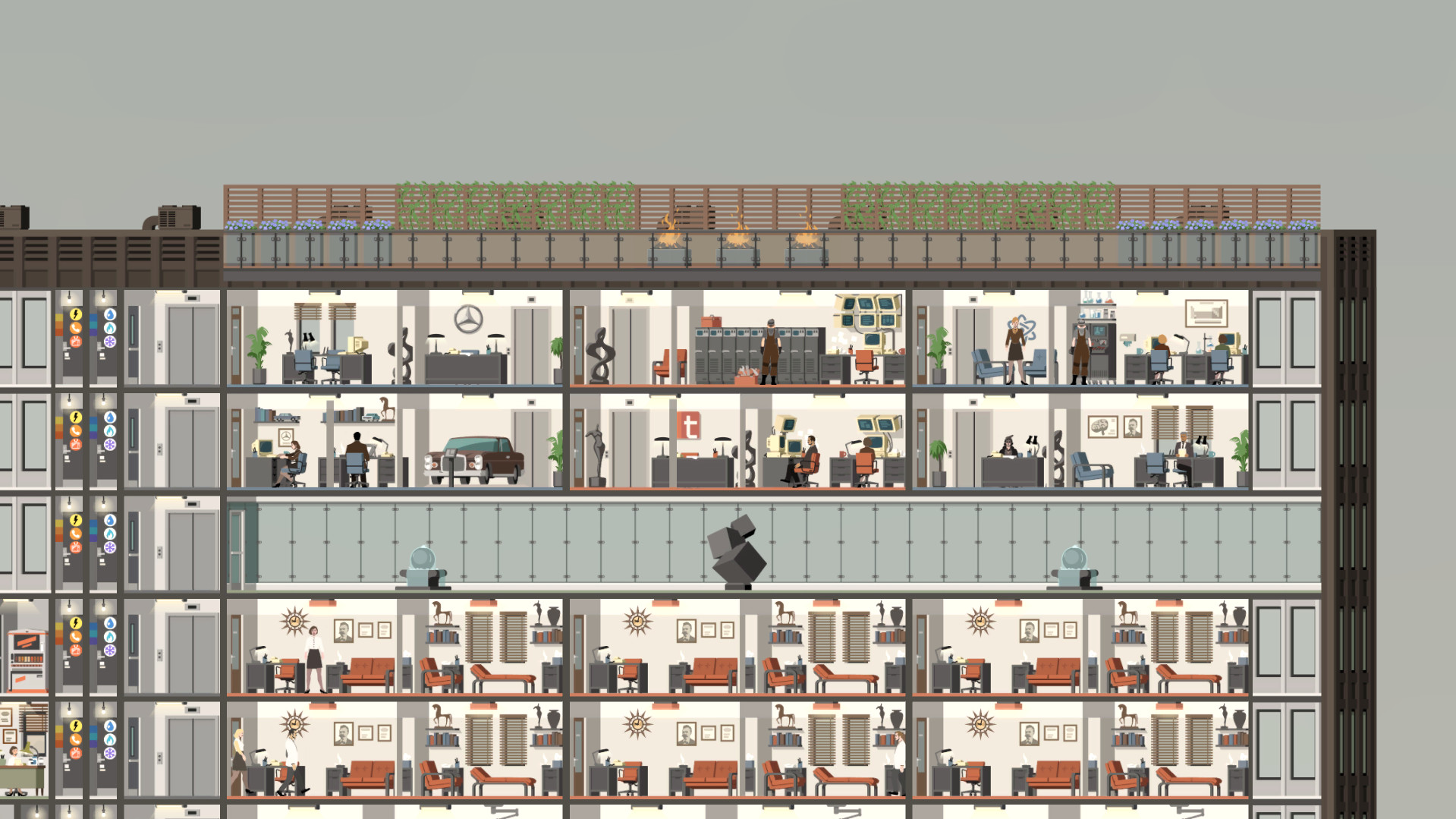 project highrise architect