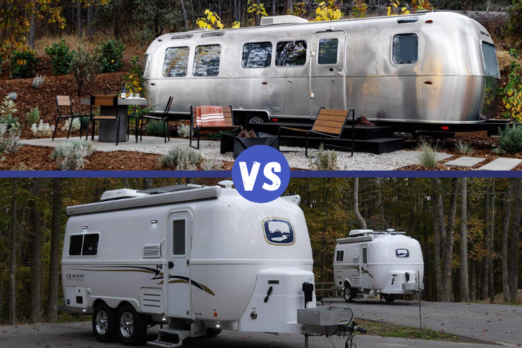 Airstream vs Oliver