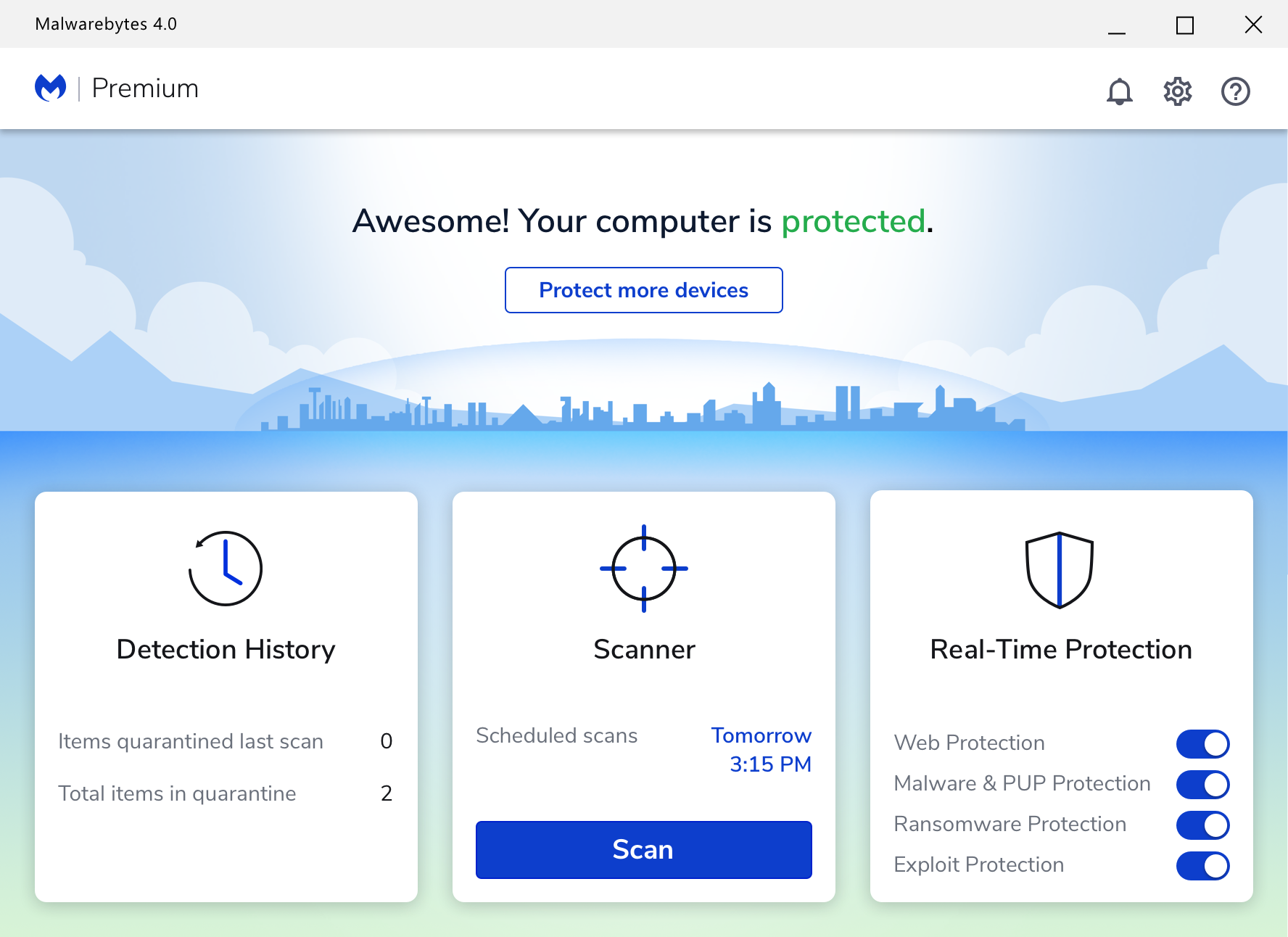 MalwareBytes CyberSecurity