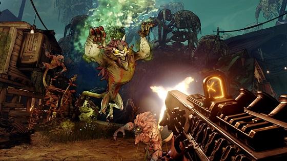 Borderlands 3 games like bioshock
