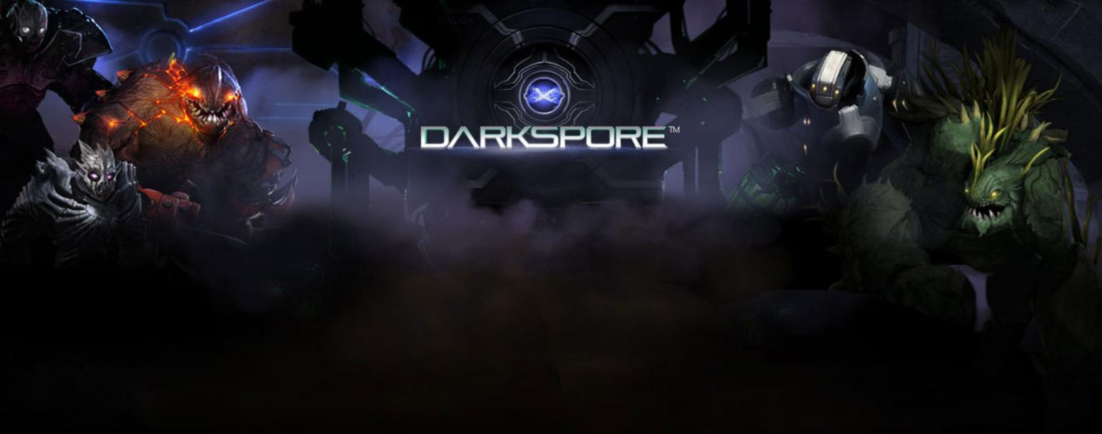 Darkspore games like spore
