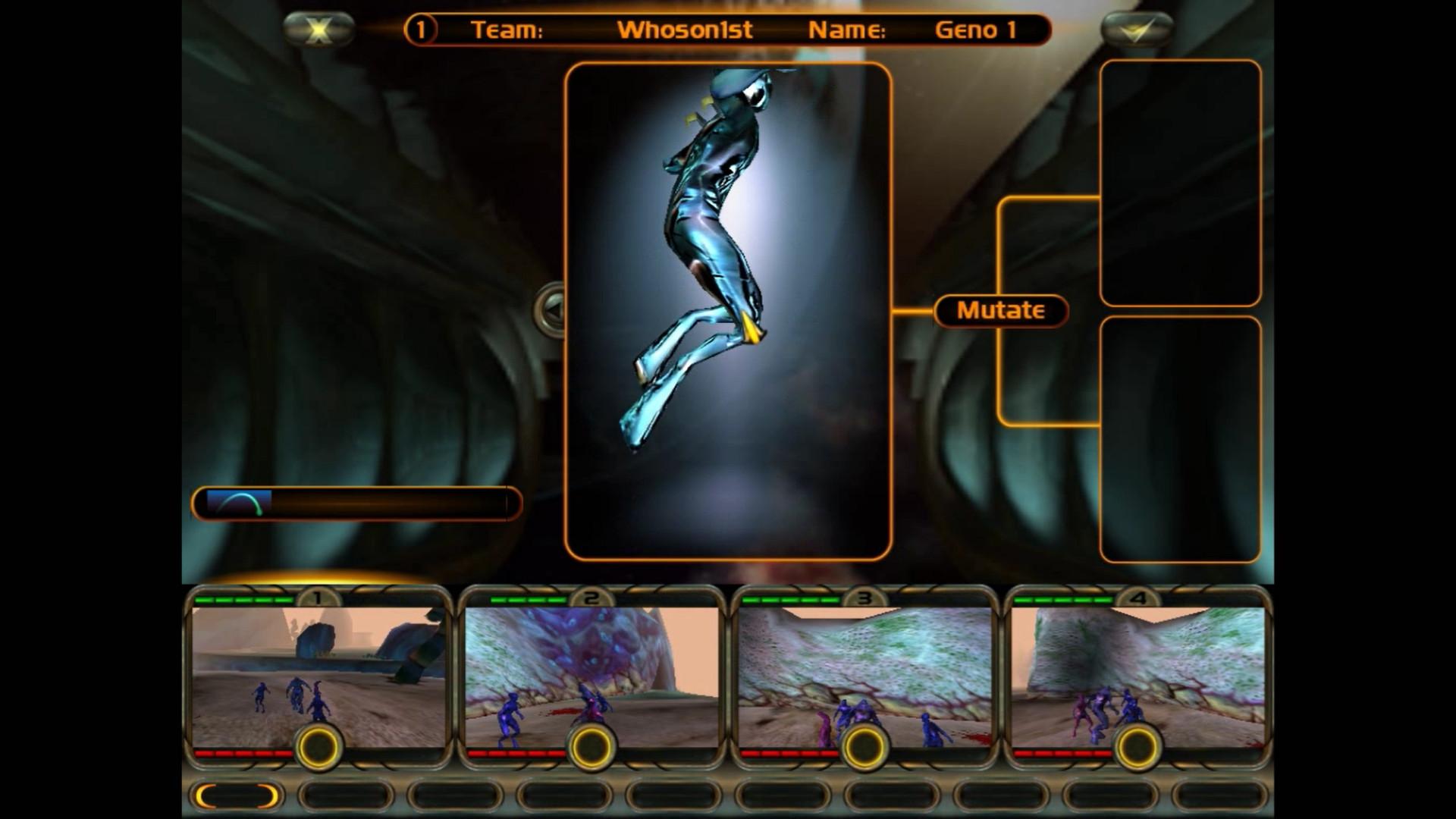 Evolva games like spore