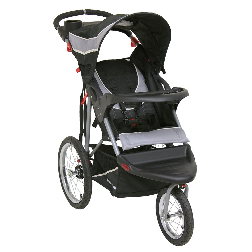 Best Strollers for 3 Year Olds: Baby Trend Expedition Jogger Stroller