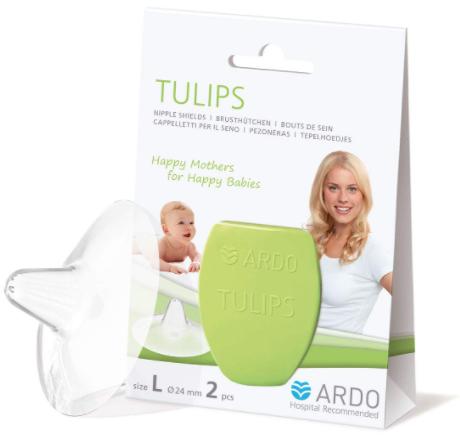 Ardo medical Tulips Contact Nipple Shields