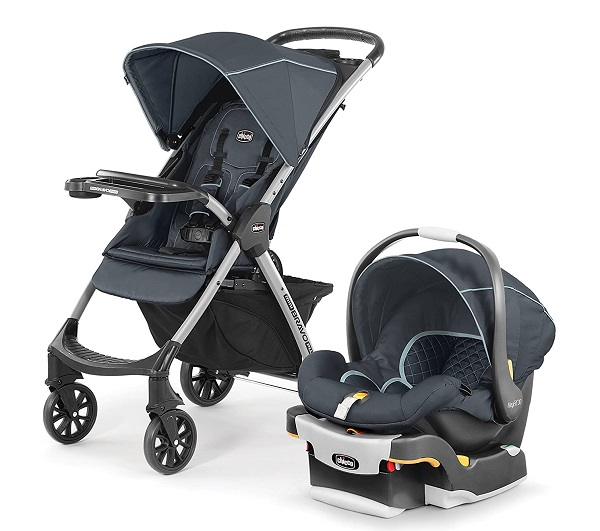 Chicco Mino Bravo Plus Travel System Review