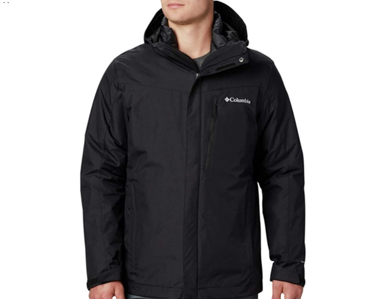 Columbia Interchange Jacket