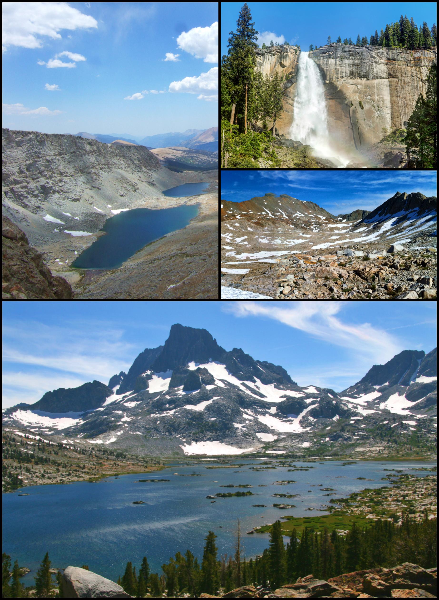 John Muir Trail Packing List Guide