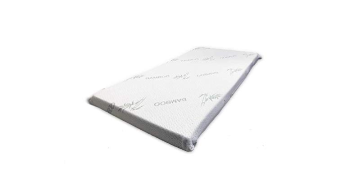 Organic Textiles 100% Natural Crib Mattress Topper