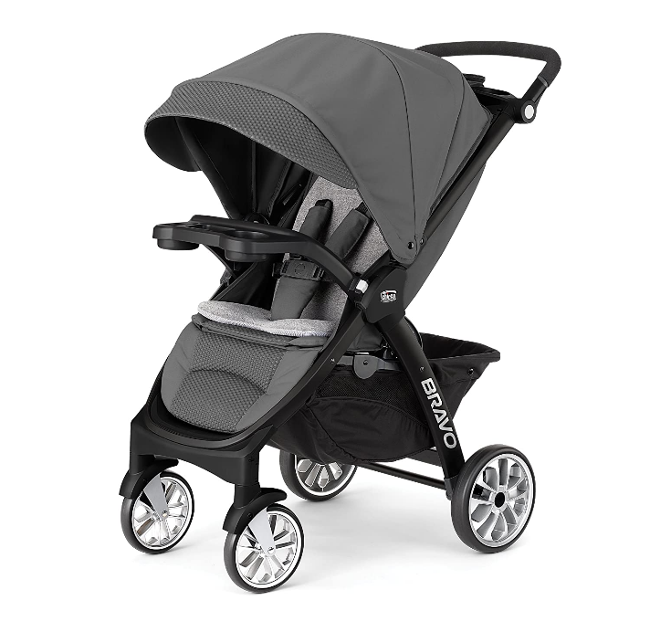 Best Strollers for 3 Year Olds: Chicco Bravo LE Quick-Fold Stroller