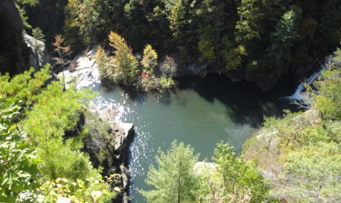 Tallulah Gorge Camping