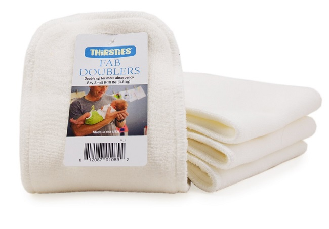 Thirsties Fab Doublers