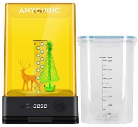 anycubic wash and cure station