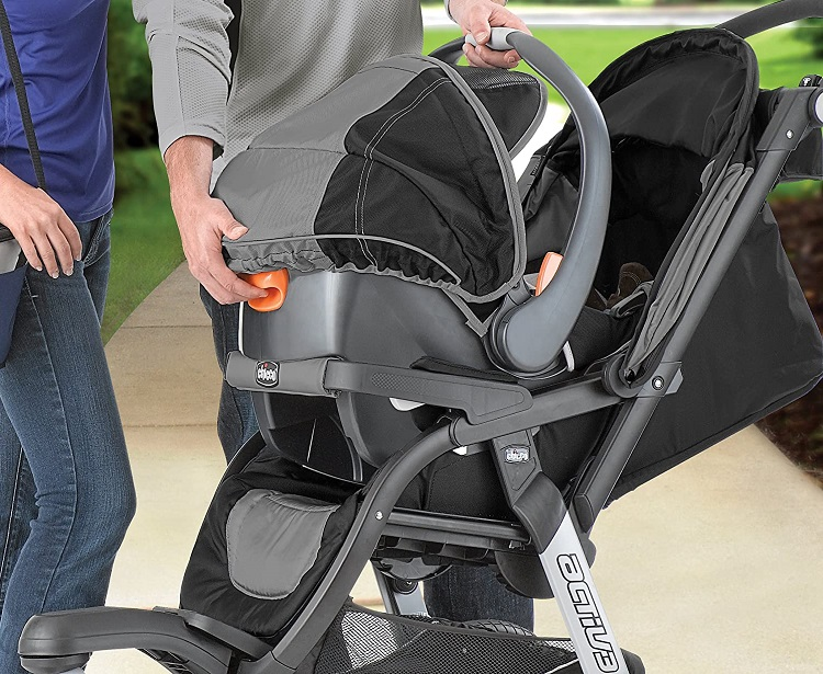 chicco active3 features