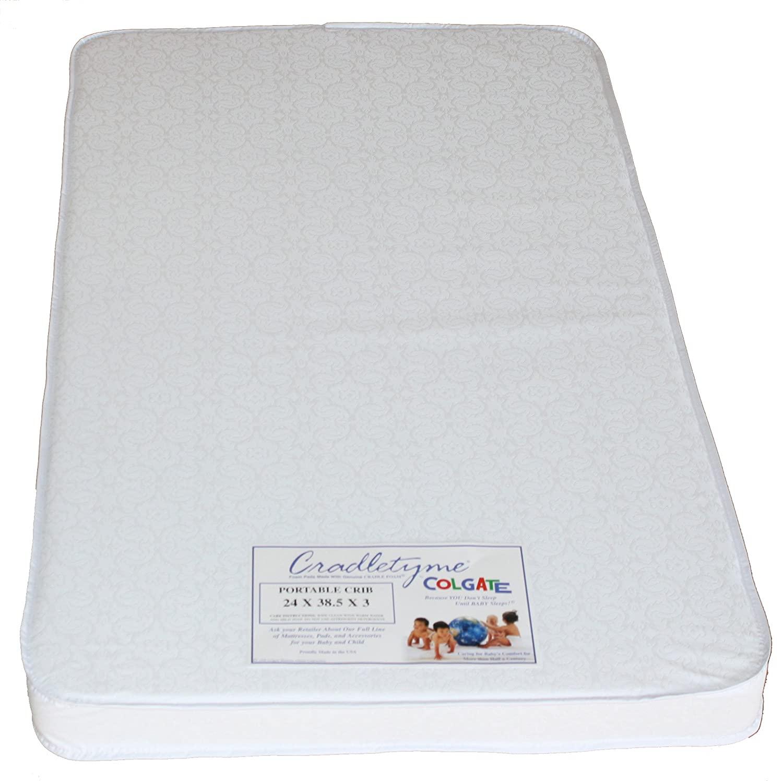colgate portable mattress