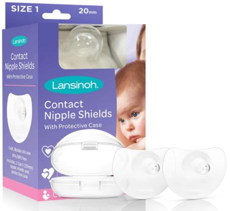 lasinoh nipple shield
