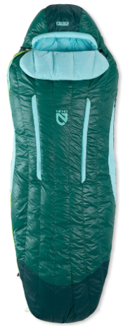 nemo disco insulated sleeping bag