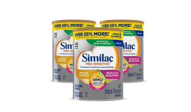 similac pro sensitive