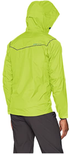 ski jacket outdoor research realm green