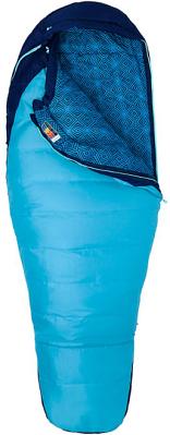 sleeping bag marmot trestles 15 blue