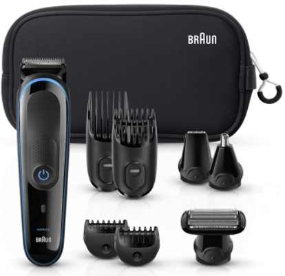 Braun Hair Clippers for Men MGK3980