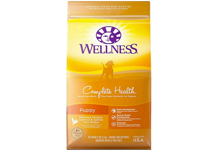 Complete Health Puppy Food by Wellness