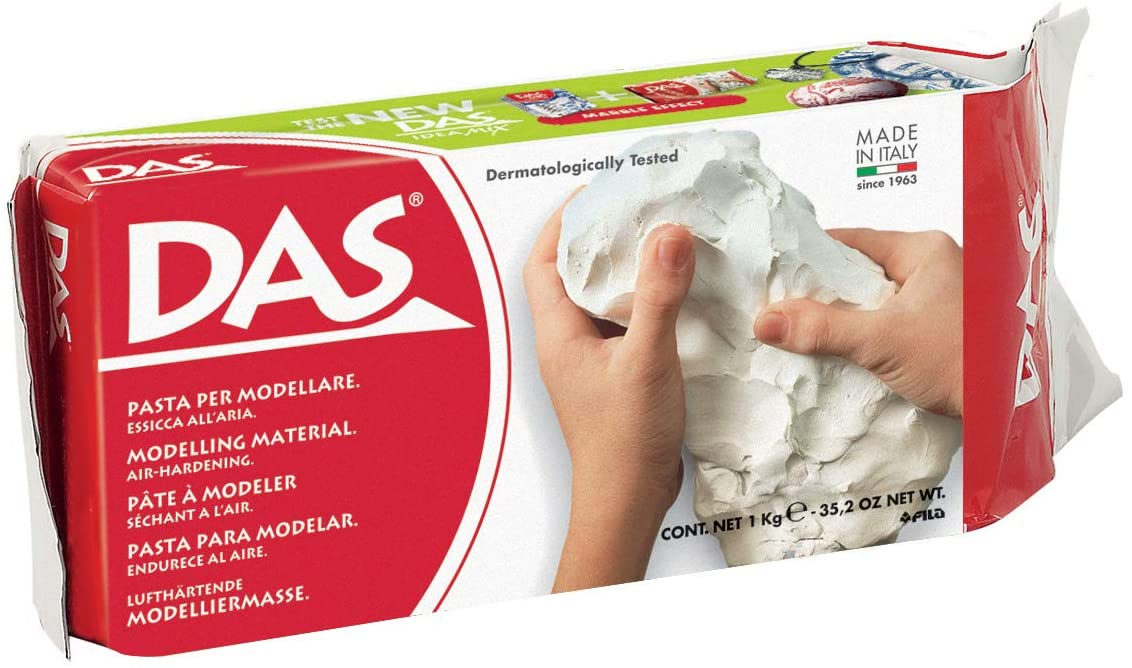 DAS Air-Hardening Modeling Clay