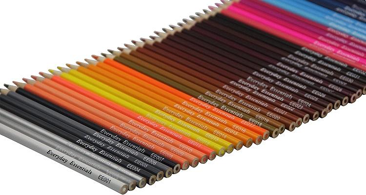 Everyday Essentials Premium Colored Pencils