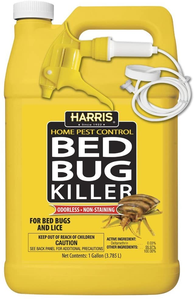 Harris Bed Bed Killer