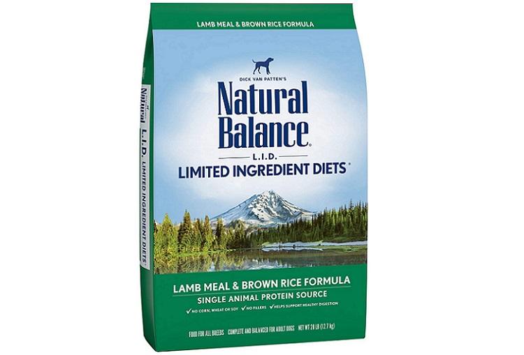 Natural Balance Limited Ingredient