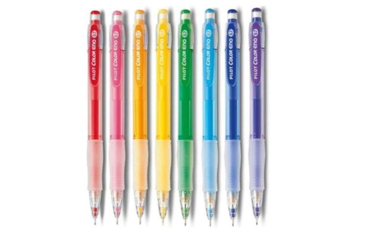 Pilot Color Eno 0.7mm Automatic Mechanical Pencil