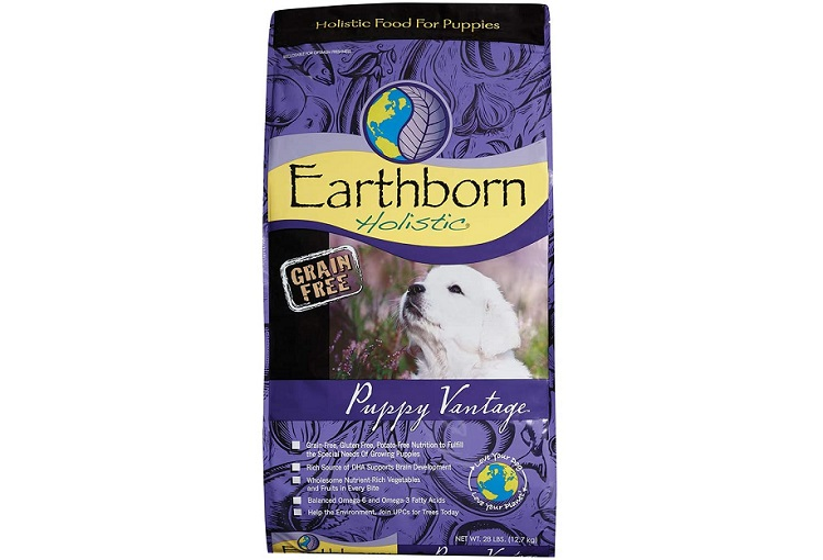Puppy Vantage Dry Dog Food by Earthborn