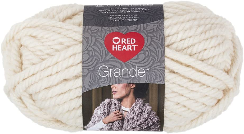 Red Heart Grande