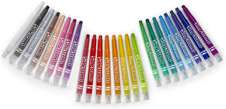 Crayola Twistable Silly Scents