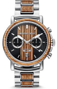 brewmaster chrono watch