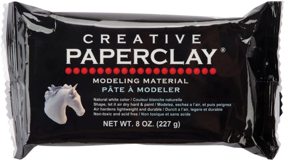 creative paper clay