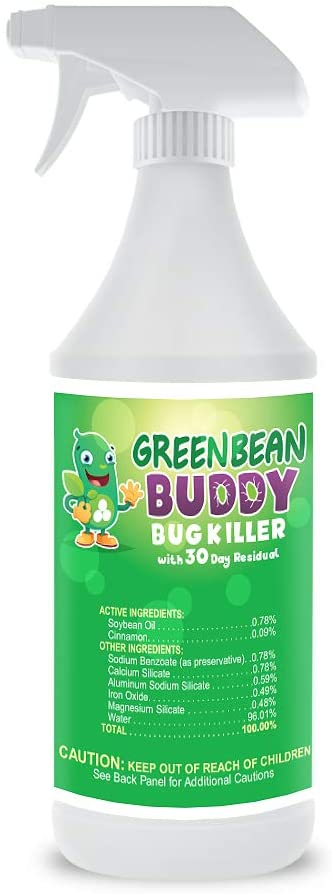 green bean buddy bed bug killer