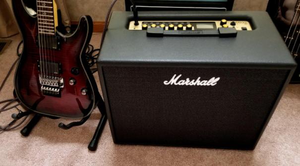 marshall 50 amp