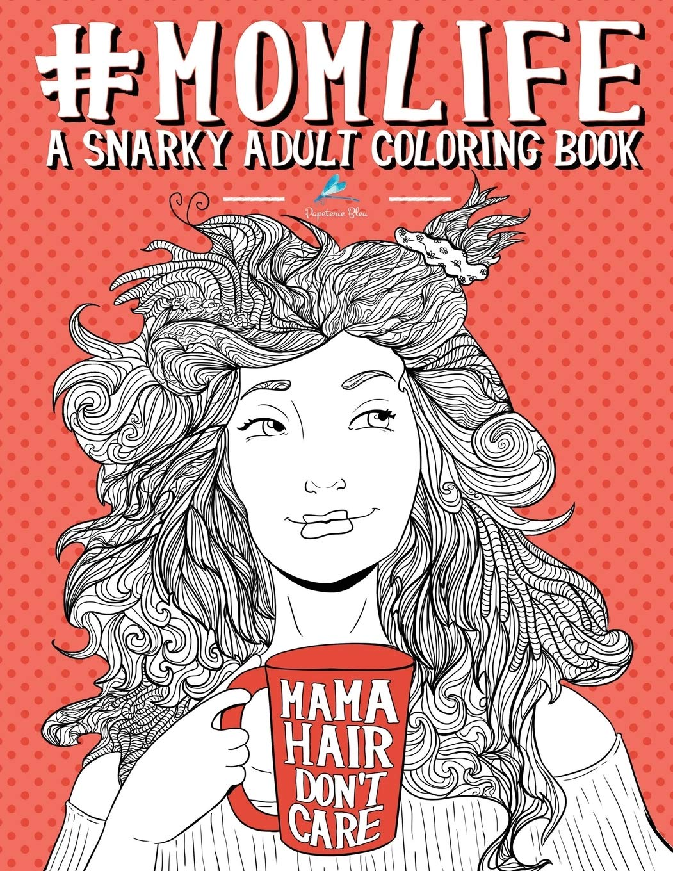 momlife coloring book