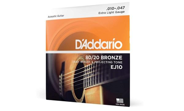 80/20 Guitar Strings