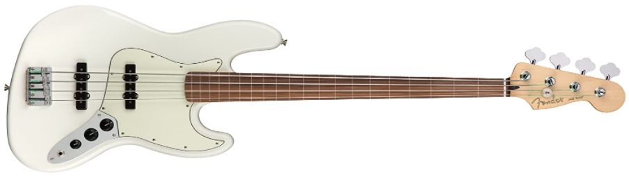 fender player jazz electric bass guitar