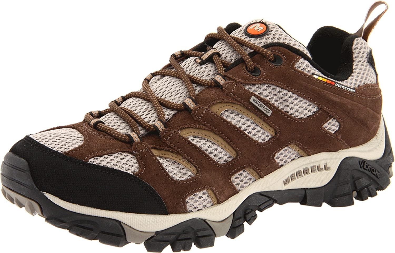 Merrell Moab vs Moab 2 shoes