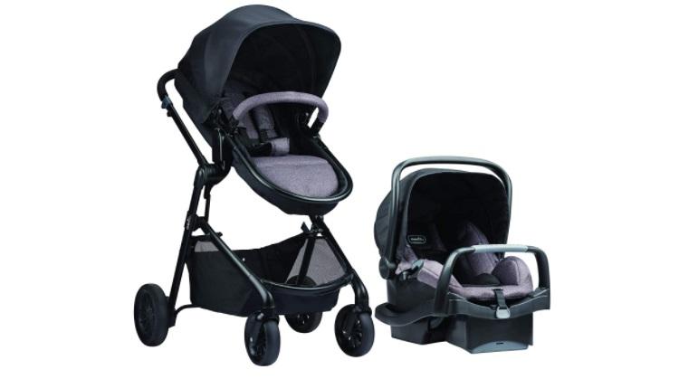 Mompush 2020 Full-Size Standard Stroller