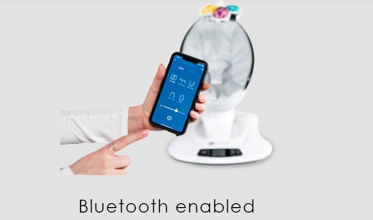 mamaRoo Bluetooth Enabled