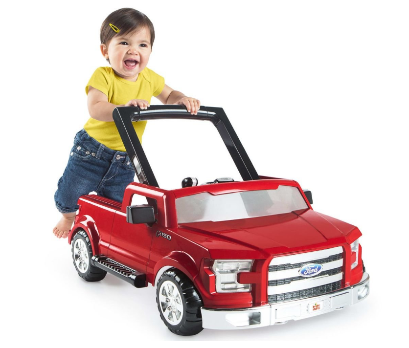 Ford F-150 Baby Walker by Bright Starts