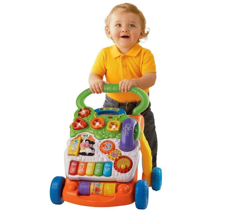 VTech Sit-to-Stand Baby Walker