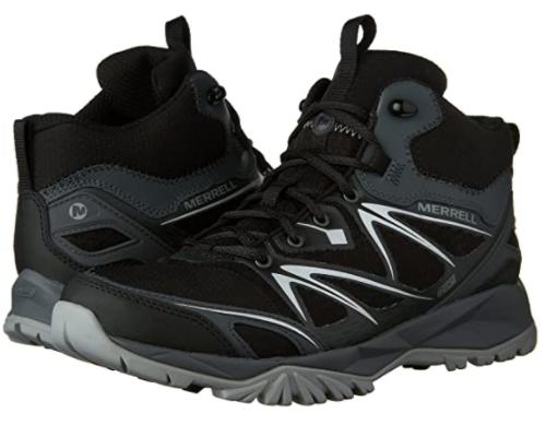 merrell boots resistance