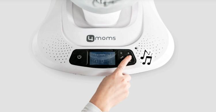 mamaRoo Speakers