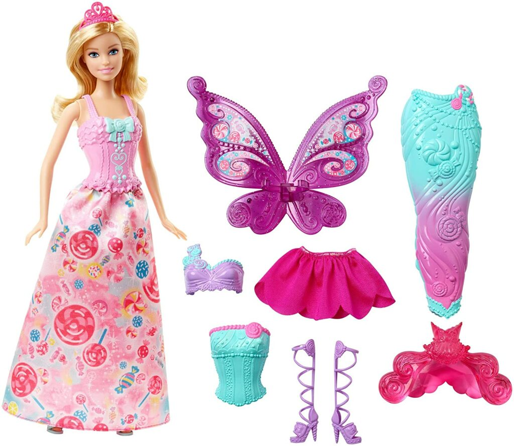 Best Gifts for 9 Year Old Girls Barbie Doll